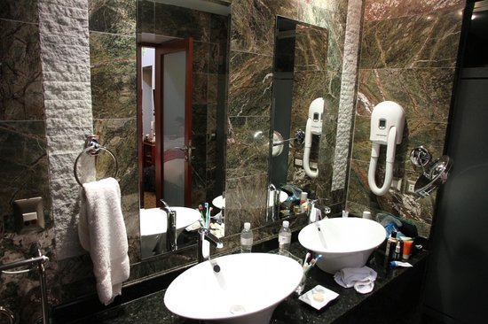 Aranwa Cusco Boutique Hotel : Bathroom
