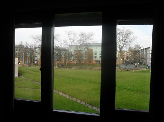 Lancaster House: View of University from room