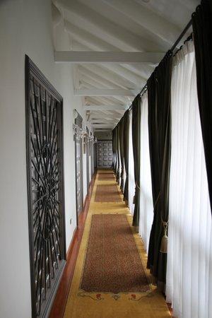 Aranwa Cusco Boutique Hotel: corridor