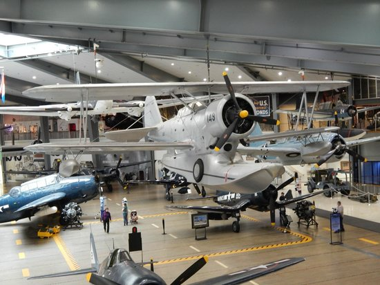National Naval Aviation Museum: Navy Duck