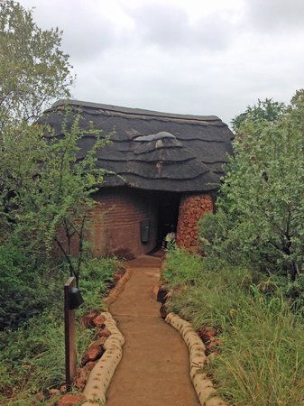 Madikwe Safari Lodge : Our Hobbit house