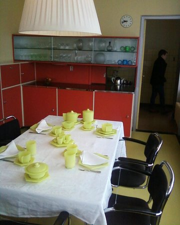 Sonneveld House: eating room family Sonneveld