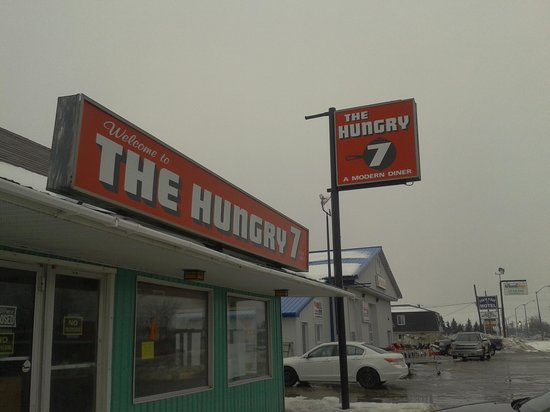The Hungry 7