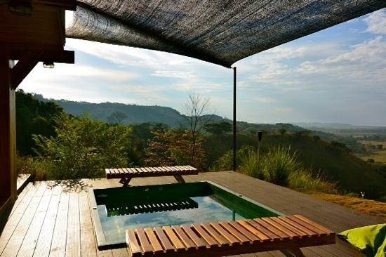 Playa Hermosa Lodge: paradisiaque !!!
