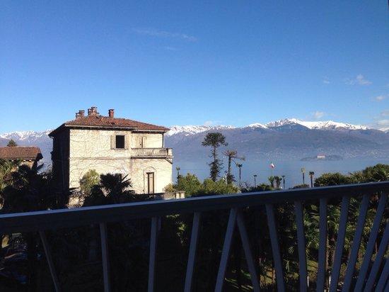 La Palma Hotel : Vista di lato dalla camera