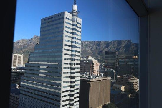 The Westin Cape Town: Вид из номера на Столовую гору