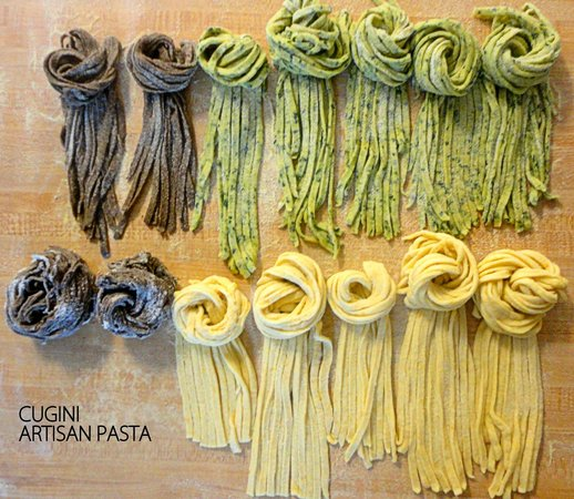 Cugini Import Foods : house pasta