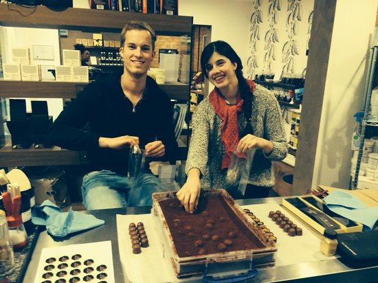 Cocoa Amore: An amazing chocolate making adventure! Amazing day and an amazing experience too