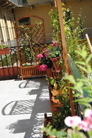 La terrazza di san salvario b b torino piemonte prezzi for Hotel san salvario torino