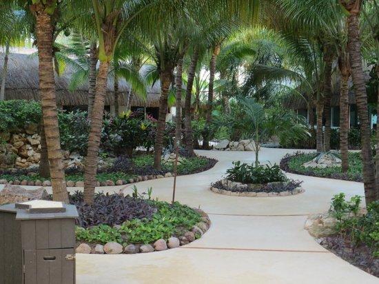 El Dorado Maroma, a Beachfront Resort, by Karisma: Grounds of the resort