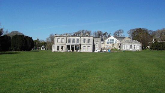 Clowance Estate: Clowance Mansion House