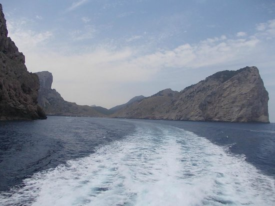 Grupotel Amapola: Croisière Cap Formentor et côte nord.
