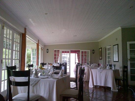 Fordoun Spa Hotel Restaurant: Dining hall
