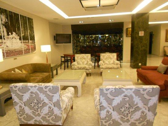 Hotel Becquer: Instalações do hotel