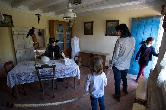 La maison de zo la sorci re photo de le musee de plein air villeneuve d - Musee de villeneuve d ascq ...