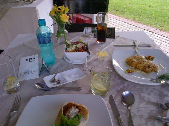 Fordoun Spa Hotel Restaurant : Table