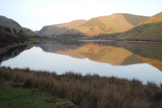 The Old Rectory on the Lake: Stunning Talyllyn Lake