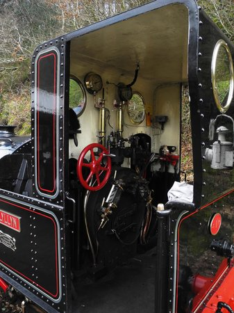 The Old Rectory on the Lake : The historic Talyllyn Railway