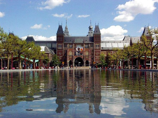 Amsterdam City Tours-Day tours: The Rijksmuseum in Amsterdam