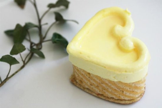 Muri bei Bern, Suisse : Lemon cream tart... to go, please