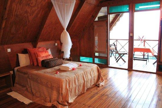 Mango Lodge : Bedroom