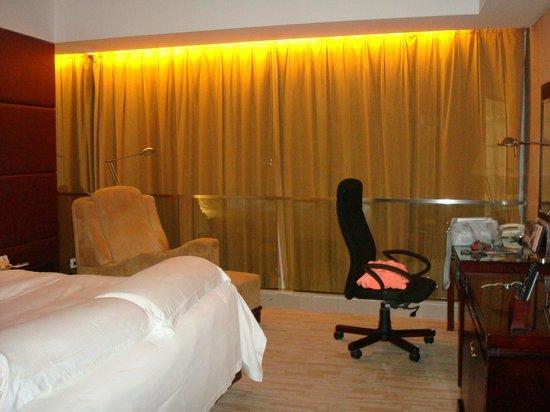 Pullman Guangzhou Baiyun Airport : My room