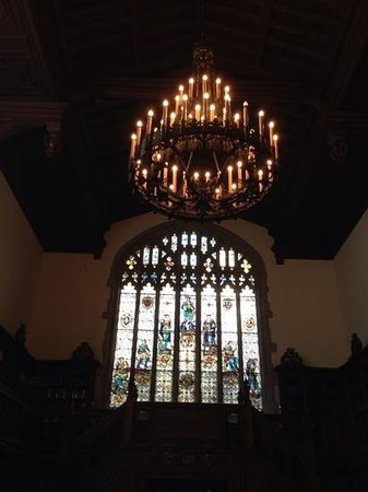 Folger Shakespeare Library: the reading room
