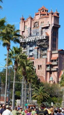 Disney's Hollywood Studios: Hollywood Tower Hotel