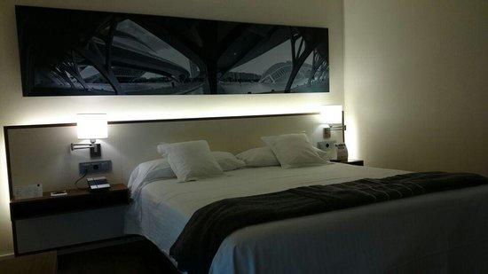 Hotel Primus Valencia: habitación