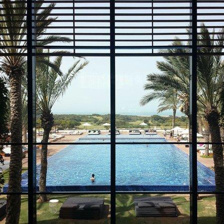 Sofitel Essaouira Mogador Golf & Spa: Vue piscine
