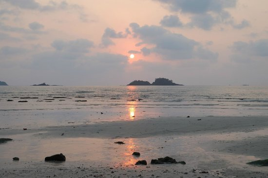 The Emerald Cove Koh Chang: Every night a beautiful sunset