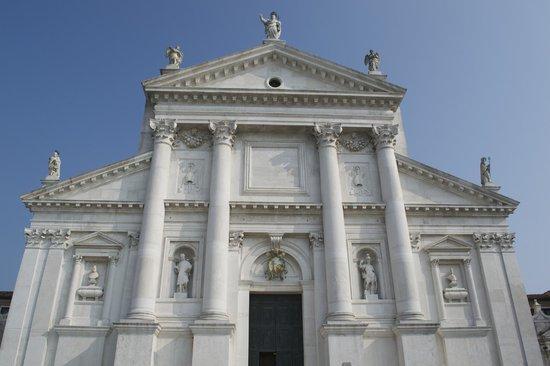 San Giorgio Maggiore : Front Facade