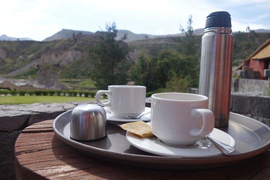 Colca Lodge Spa & Hot Springs - Hotel: AH