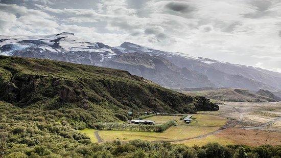Volcano Huts Thorsmork
