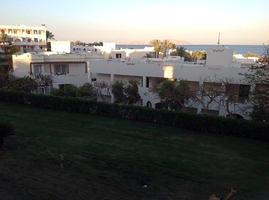 Royal Grand Sharm Hotel: Sea view room