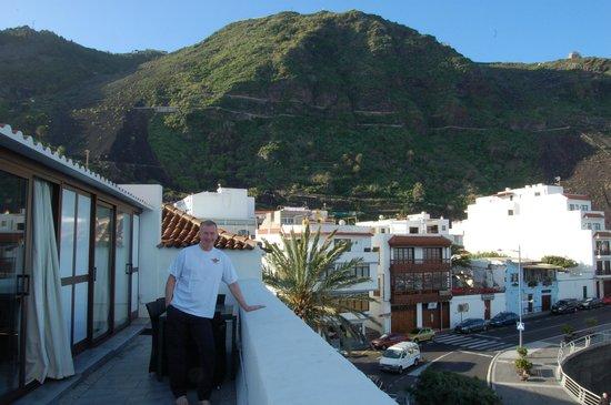 Isla Baja Suites: terrace