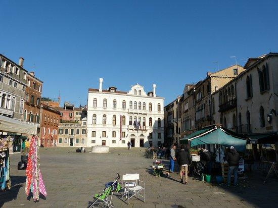 Ruzzini Palace Hotel: Square