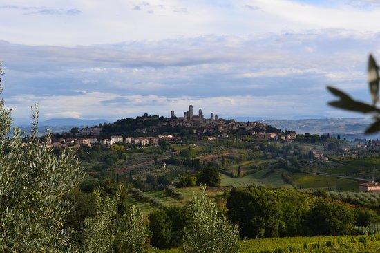 Il Colombaio di Santa Chiara: san gimignano