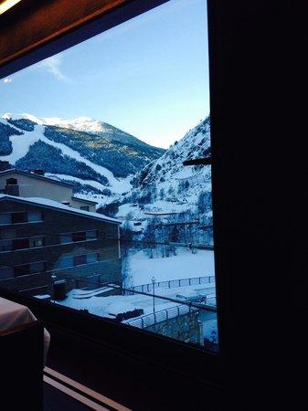 Hotel Galanthus & Spa: Vistas del comedor