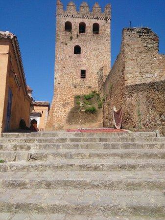 Altstadt von Chefchaouen: Kasba