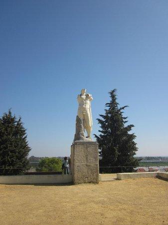 Ensemble Archéologique d'Itàlica : Estatua Trajano
