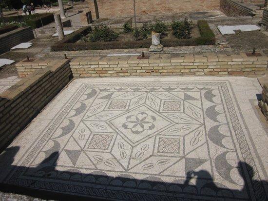 Ensemble Archéologique d'Itàlica : Mosaico