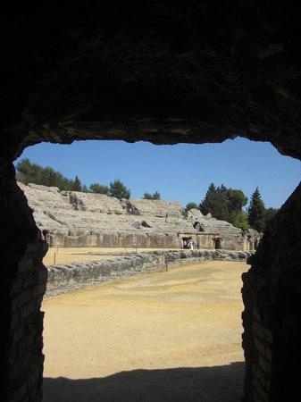 Ensemble Archéologique d'Itàlica : Anfiteatro