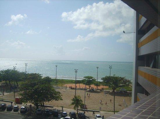 Ibis Maceio Pajucara: Foto do mar no sexto andar