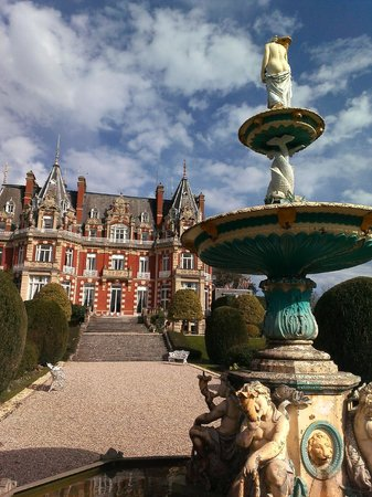 Chateau Impney Hotel & Exhibition Centre: The Chateau