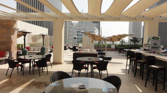 Aloft Abu Dhabi: Mai Cafe