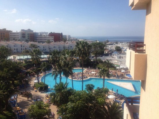 IBEROSTAR Torviscas Playa : Pool view from 369