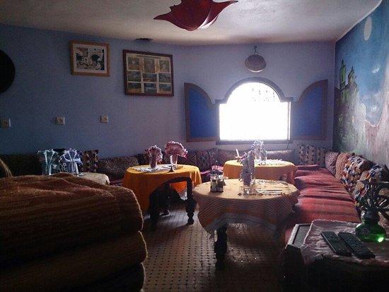 DARCOM: Une des salles du restaurant