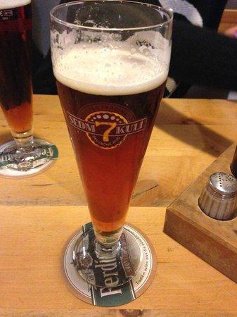 Ferdinanda : η μπύρα 7 σφαίρες
