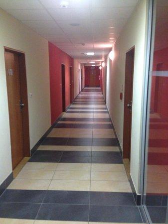 Rezidence Emmy: Corridoio 6º piano